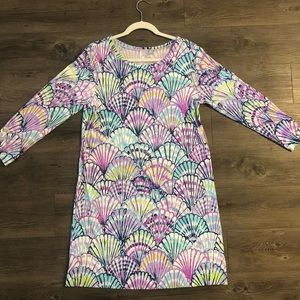 Lilly Pulitzer 3/4 sleeve cotton dress